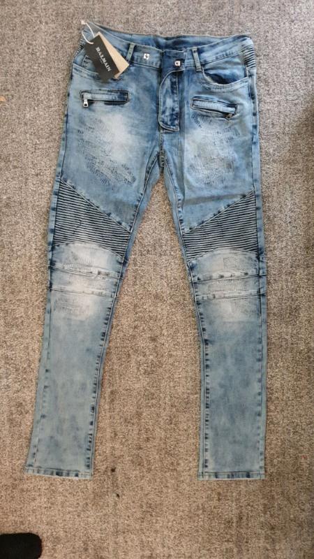 334c75932d Men's designer jeans Balmain DSQUARED2   in Fulham, London ...