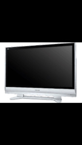 Panasonic plasma flat screen tv