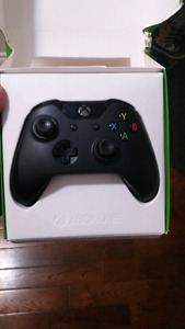 New Xbox One controller -  black