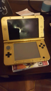 Nintendo 3DS with games