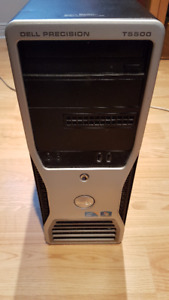 DELL T5500 Hexacore X5660 2.80Ghz + 12GB RAM + Quadro 4000
