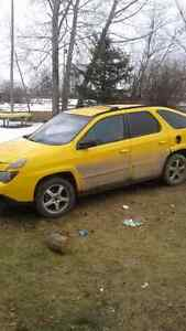 REDUCED $1200 2002 Pontiac Aztek