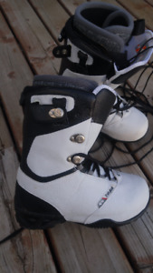Womens Thirtytwo snowboard boots size 8.5 $60