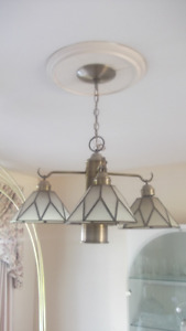 For sale beautiful dining room light