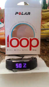 Montre polar loop