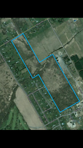 Great opportunity subdivision land