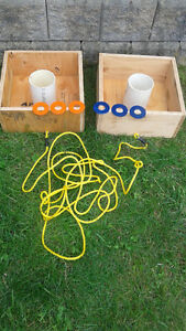 NEW WASHER TOSS GAMES FOR SALE, FUN FOR THE WHOLE FAMILY
