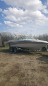 2006 Reinell boat--with trailer
