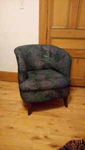 Mid Century Chair / Chaise