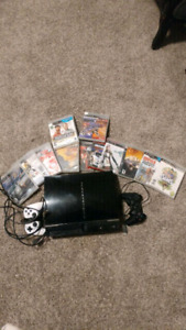 Ps3 + 2 controllers + games