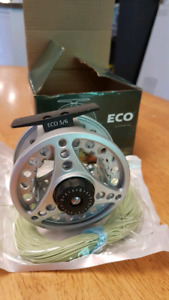 Fly Reel + New Line