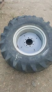 1680-2388 spare tire and rims