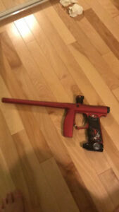 paintball over stock