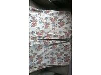 Large Children's Curtains- Teddy Bear Print