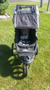 Baby Jogger City Series stroller