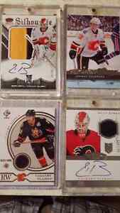 Flames hockey cards