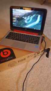 HP Pavillion 11 with beats audio