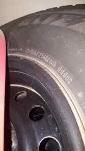 245/75/R16 Winter Tires and Steel Rims