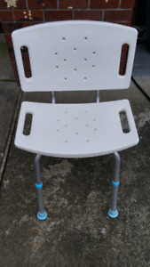 USED SHOWER CHAIR