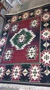 Navajo rug - 5.3 x 7.3 ft great condition!