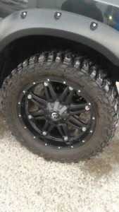 DODGE RAM RIMS AND TIRES