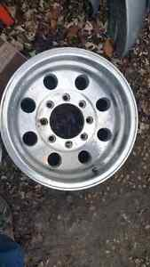 (4) Eagle Alloy 16x8 FORD 8 BOLT 8X170