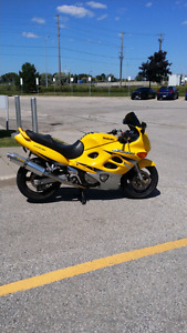 SOLD-2002 Suzuki katana 600-SOLD