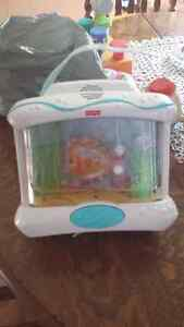 Fisher Price crib aquarium Peterborough Peterborough Area image 1