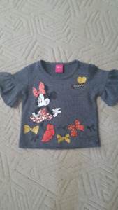 minnie mouse 2Y Disney store
