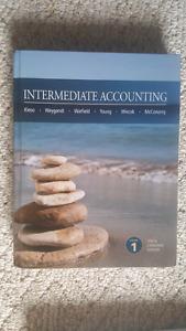 Intermediate accounting volume 1 and 2
