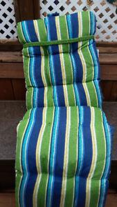 Coussin de chaise longue neuf
