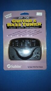 Guitar & bass tuner-new