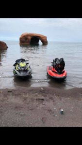 REDUCED Seadoo rxp-x 300 supercharged 2017