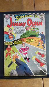 COMIC BOOKS- Superman's Pal Jimmy Olsen #99