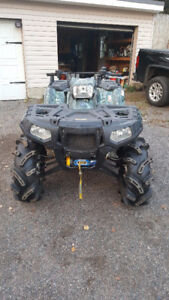 2009 Polaris Sportsman 850XP Low Miles!