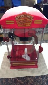 Theatre style Popcorn making machine