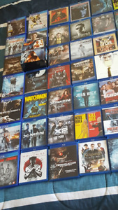 Blu-Rays, PS4 Games & Comic Books for Sale