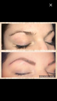 Microblading, lash lift and tints and eyelash extentions