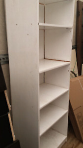 Basic 7 foot utility shelf