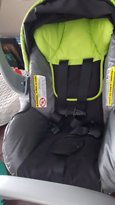 Car seat baby trend
