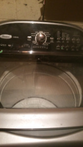 Cabrio whirlpool washer and dryer set  $600  OBO