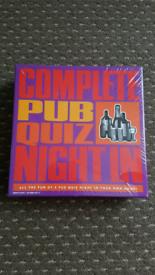 Complete Pub Quiz Night In - NEW