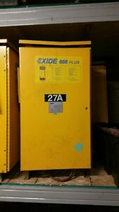 24vdc Lift truck battery charger Kitchener / Waterloo Kitchener Area image 1