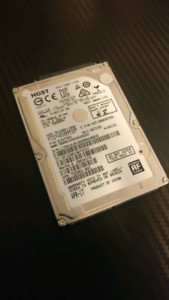 1 TB 2.5 inch hdd harddrive 7200rpm