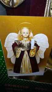 ****BEAUTIFUL  ANIMATED CHRISTMAS ANGEL THAT LIGHTS UP Stratford Kitchener Area image 7