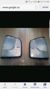 Looking for s10 clear taillights
