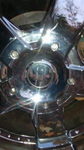Mags 20 pneus 285/50/20  Nissan Pathfinder 2005 à 2011