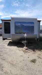 2010 open range 345ft travel trailer