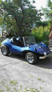 Dune buggy année 1971