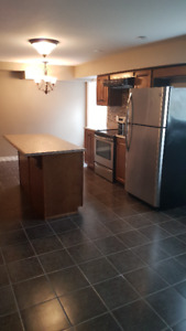 LARGE OPEN CONCEPT 2 BEDROOM APARTMENT IN WEST END